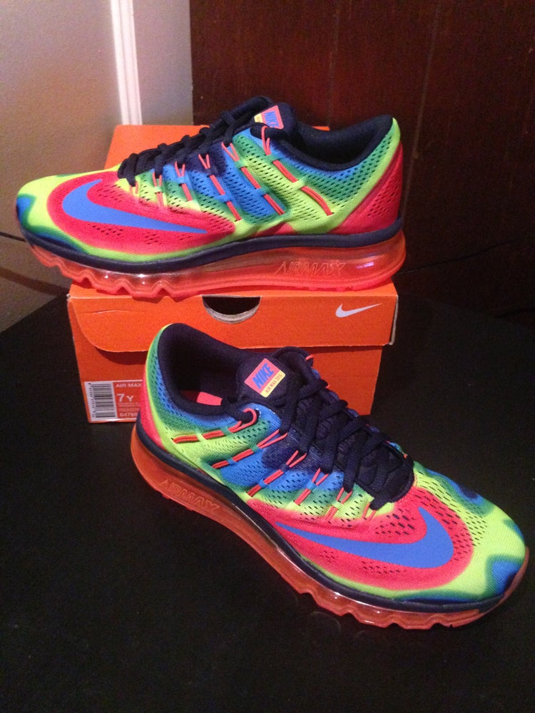 """Image of Nike Air Max 2016 QS """"Heat Map Thermal Pack"""" (GS)"""