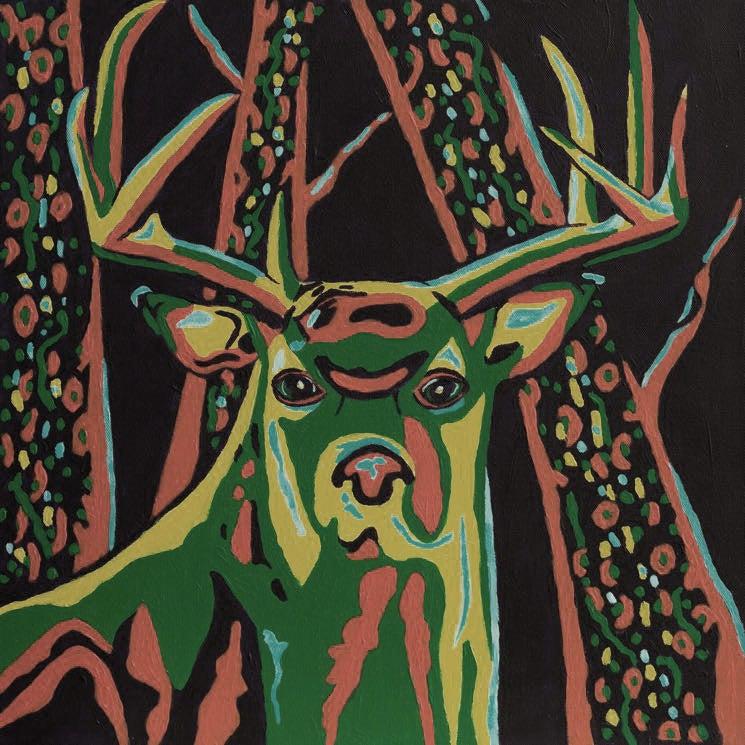 Image of Limestone Chorus - Deer Friends LP