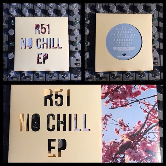 Image of NO CHILL EP