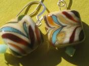 Image of Big Swirls Earrings