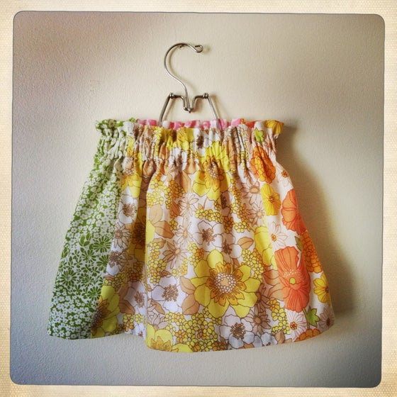 Image of SPRINGTIME SKIRTS - SIZE 4/5 (VARIOUS PRINTS)
