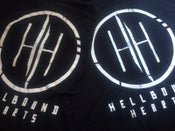 Image of Hellbound Hearts Band Logo T-Shirt