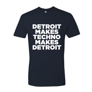 Image of Detroit Makes Techno-Black