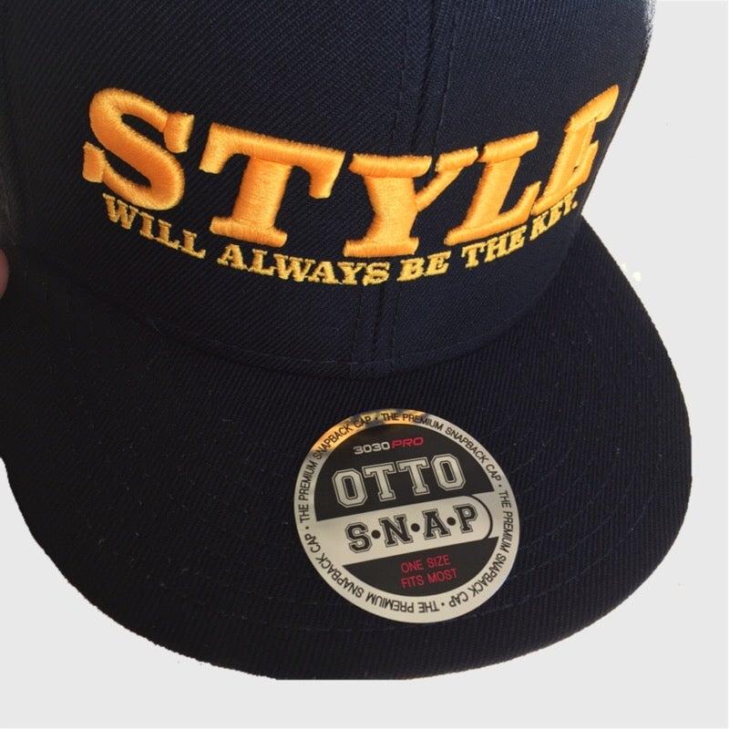 Image of Style SnapBack