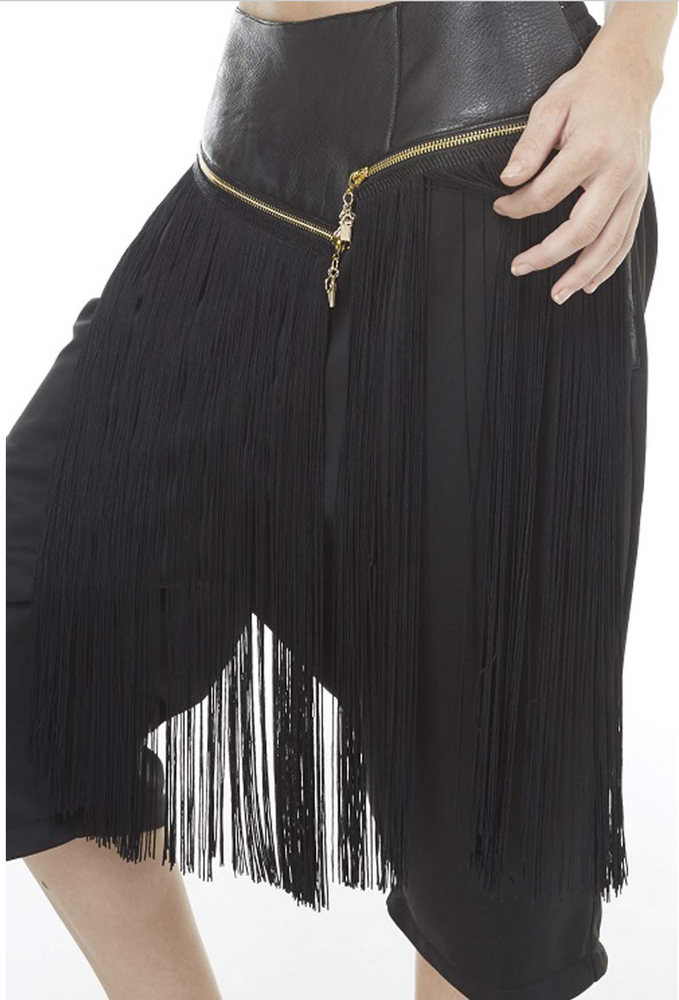 Image of Bombshell Fringe Pants