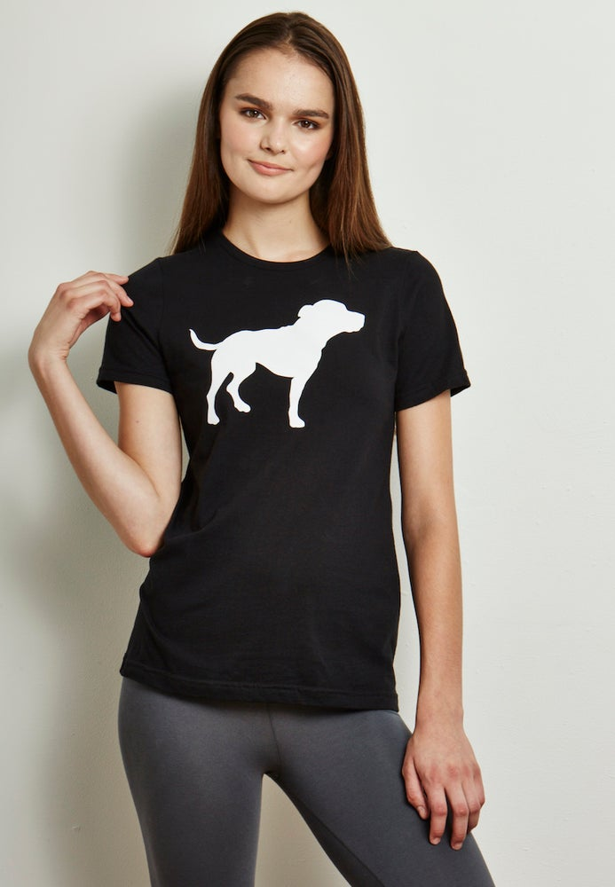 Image of girl's 100% organic cotton tiny tim tee