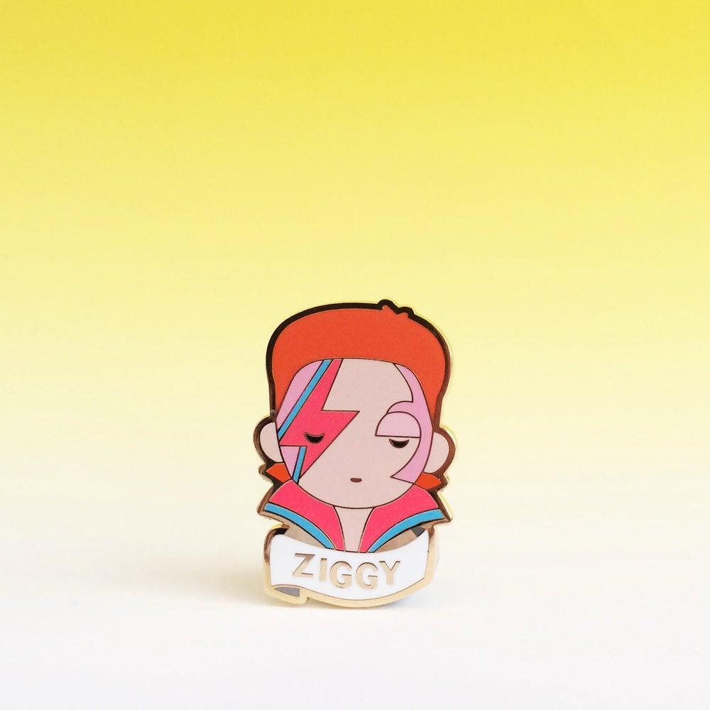 Image of ZIGGY BROOCH