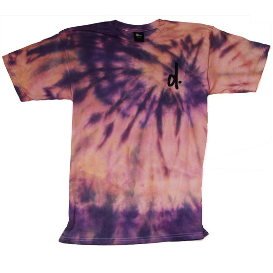 Image of Dirty Purp Tie Dye