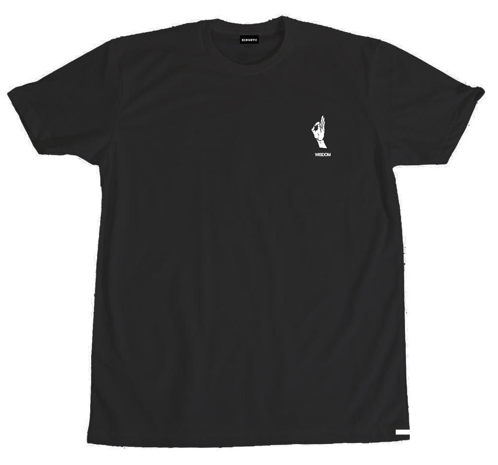 Image of KingNYC Gyan Mudra Tshirt