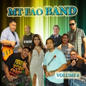 Image of Mt FAO BAND VOL 6 - NEW