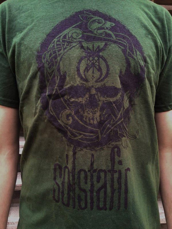 Image of Skull • Green