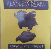 "Image of HEADLESS DEATH ""Ultimate Resentment"""
