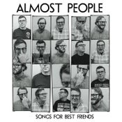 "Image of ALR: 031 - Almost People - ""Songs For Best Friends"" LP (PRESALE)"