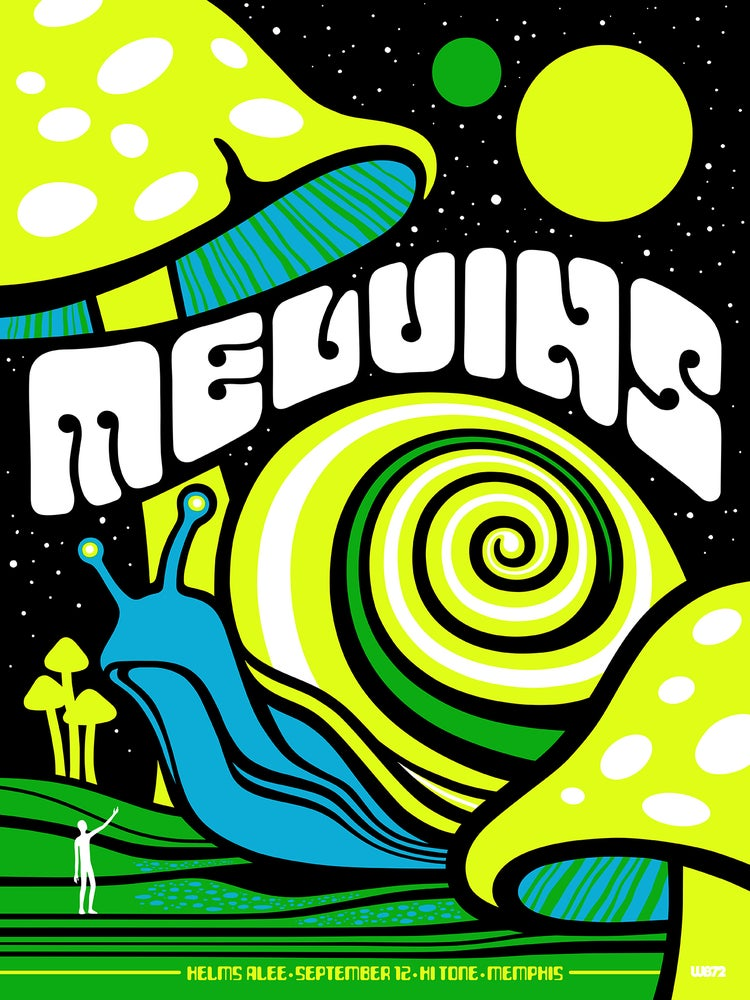 Image of Melvins Memphis