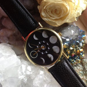 Image of Moon Phase Watch
