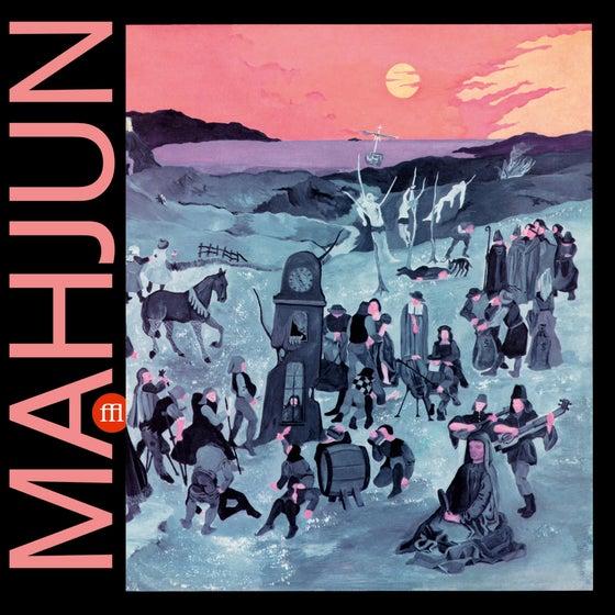 Image of MAHJUN - MAHJUN (1974) (FFL023 - blue)