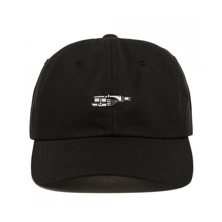 Image of M44-7 Headshell Dad Hat (BLACK)