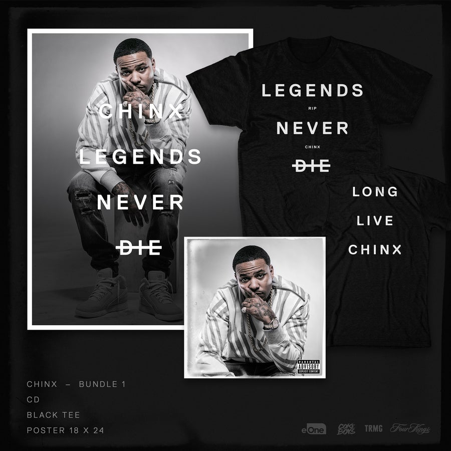 Image of Legends Never Die - BUNDLE 1