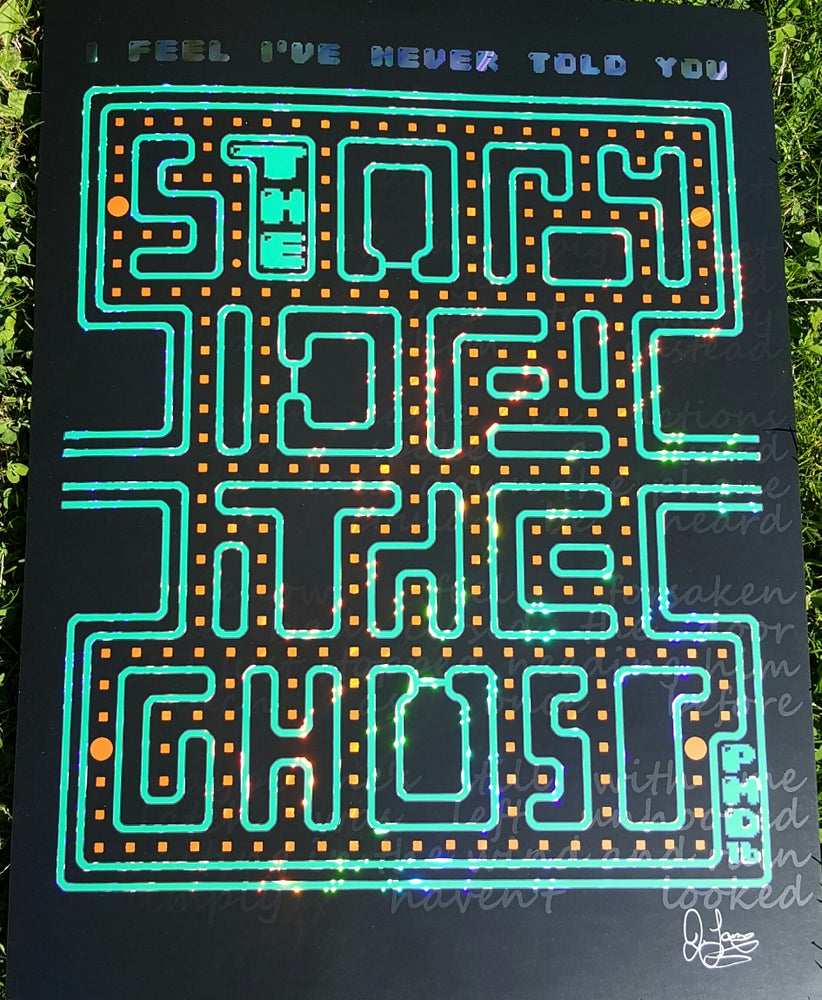 Image of Story of The Ghost Print Variants Free Shipping