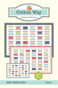 Image of B&C Bobbin Box Paper Pattern #1002