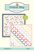 Image of Confetti + 1 PDF Pattern #1001
