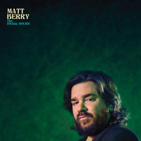 Image of Matt Berry - The Small Hours (LP/CD)