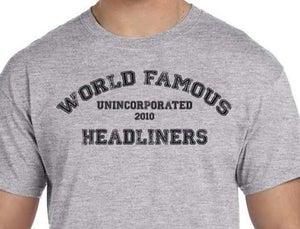 Image of T-Shirt - Black Lettering