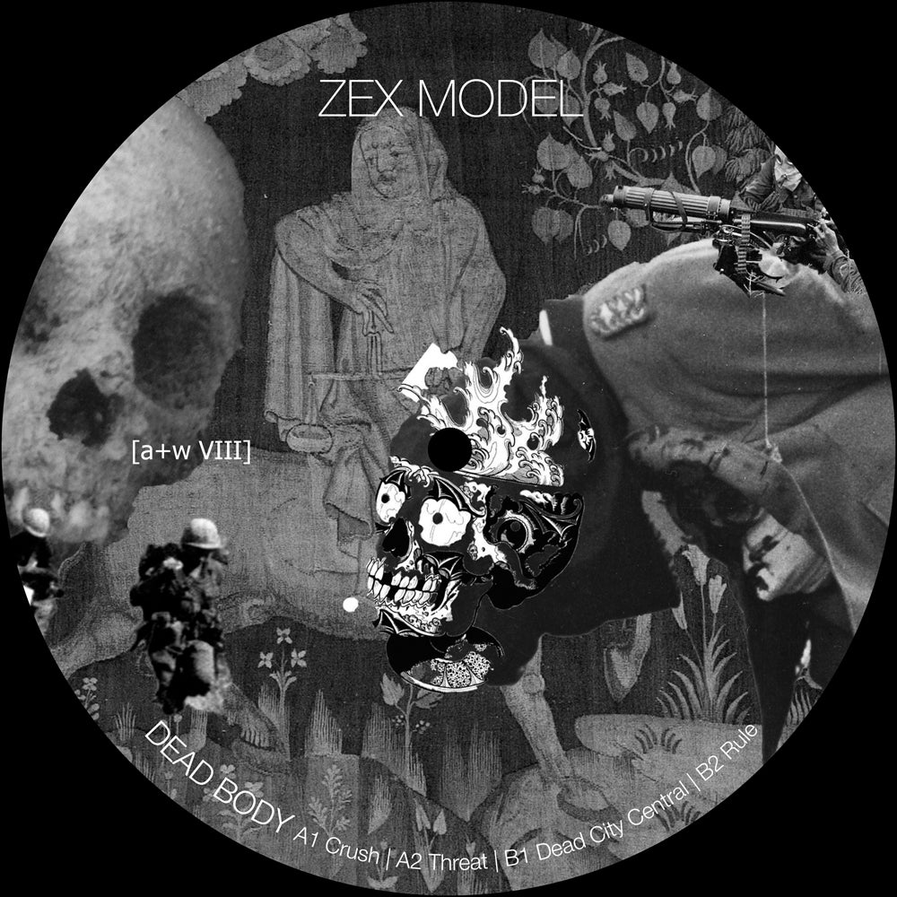 Image of [a+w VIII]  Zex Model - Dead Body 12""