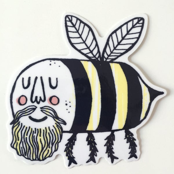 Image of Beesus Sticker