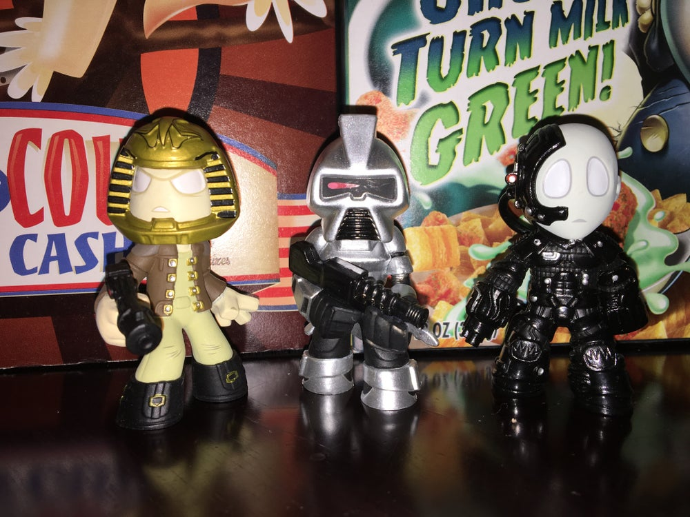 Image of Funko Mini Vinyl Figure Toys (singles)
