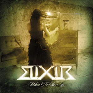 Image of ELIXIR - Where The Secret Lies (CD MMR027 - Release Date Oct. 14th) PREORDER NOW/Shipping Oct. 1st!