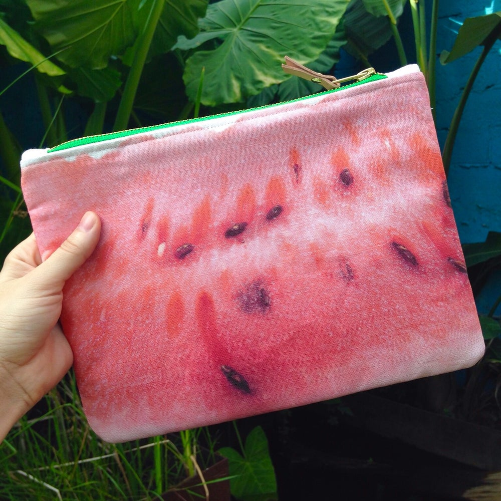 Image of Limited Edition Sandía Pouch