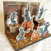 Image of Black Cat Jug Band desk decor