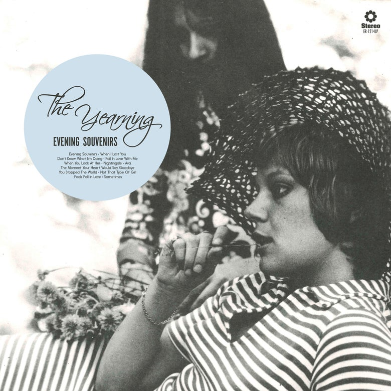 "Image of PRE-ORDER: THE YEARNING - Evening Souvenirs (Limited edition grey 12"" vinyl w/MP3s + CD Digipak)"