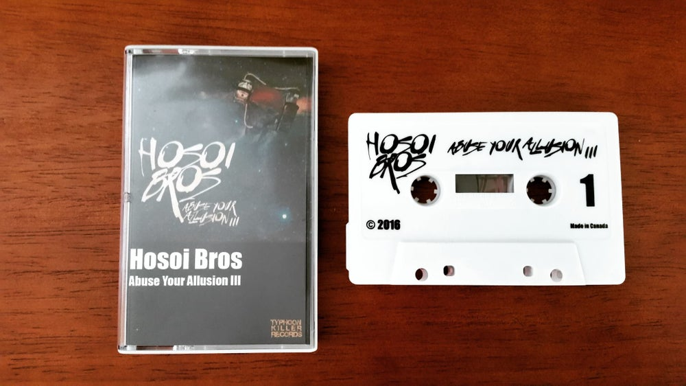 Image of Abuse Your Allusion Cassette