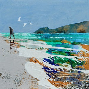 Image of Echoes of you, Crantock Beach, Newquay