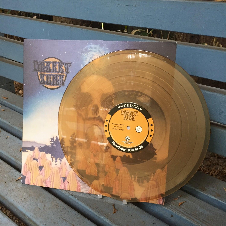 Image of TOPSELLER: Desert Suns - Desert Suns [LP]