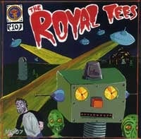 Image of The Royal Tees- Freak Show Alley (CD) CLEARANCE!!