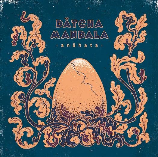 Image of DÄTCHA MANDALA EP Vinyl 7' - 500 copies numbered !!!