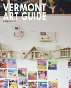 Image of Vermont Art Guide #2