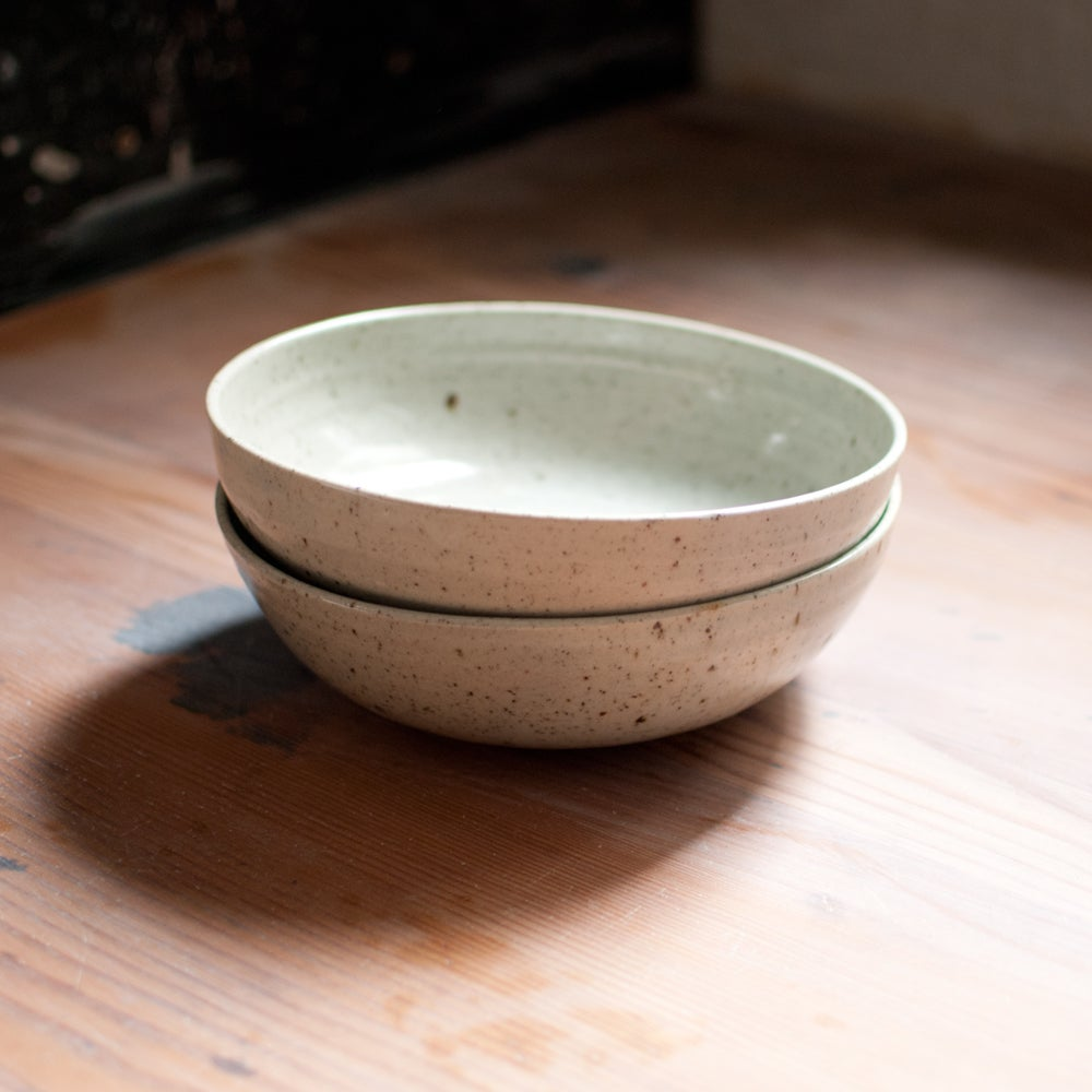 Image of Set of 2 large Dinner Bowl