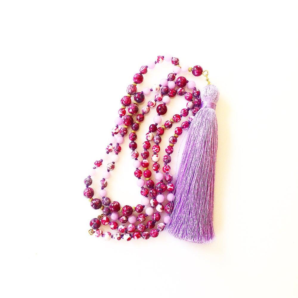 Image of PERLEA purple