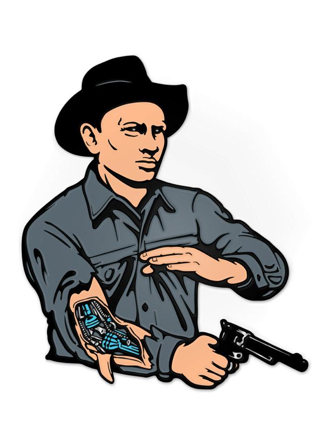 Image of The Gunslinger by Steve Dressler