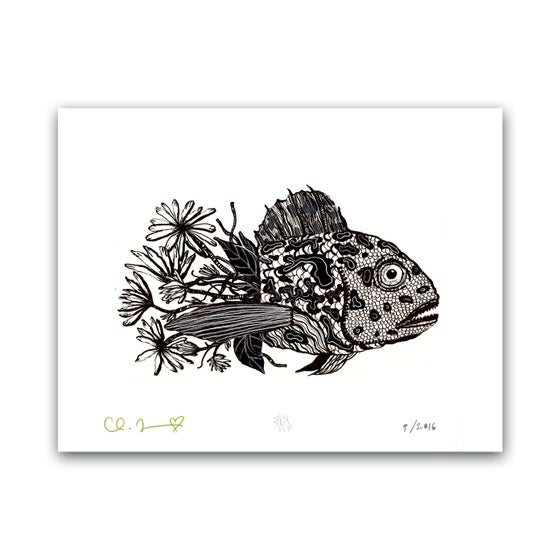 """Image of """"Whichever Way You Want"""" 8.5""""x11 Giclee Fine Art Print"""