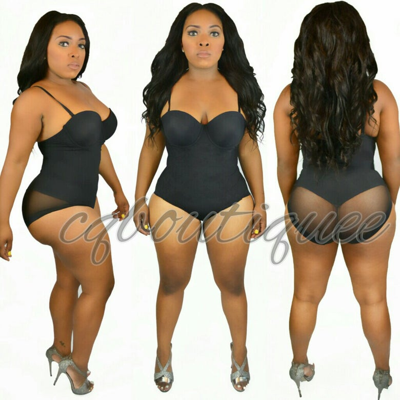 Image of CQ slimmer body suit