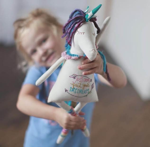 Image of CUSTOM inspirational Unicorn