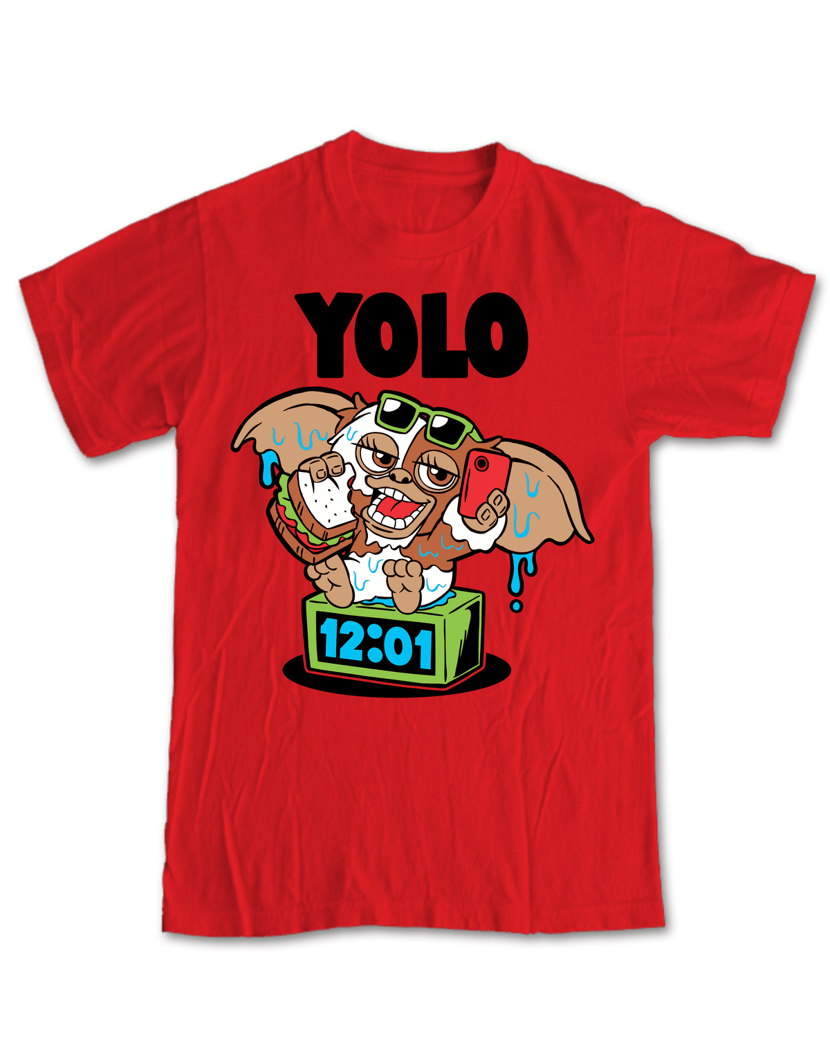 Image of YOLO