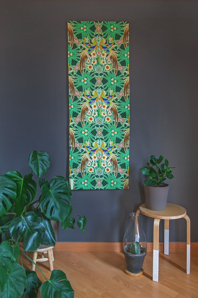 Image of Faisan Textile Panel