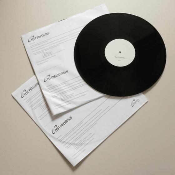 "Image of Cornucopia 'Pursuit Of The Orange Butterfly' EP 12"" Vinyl Test Press"