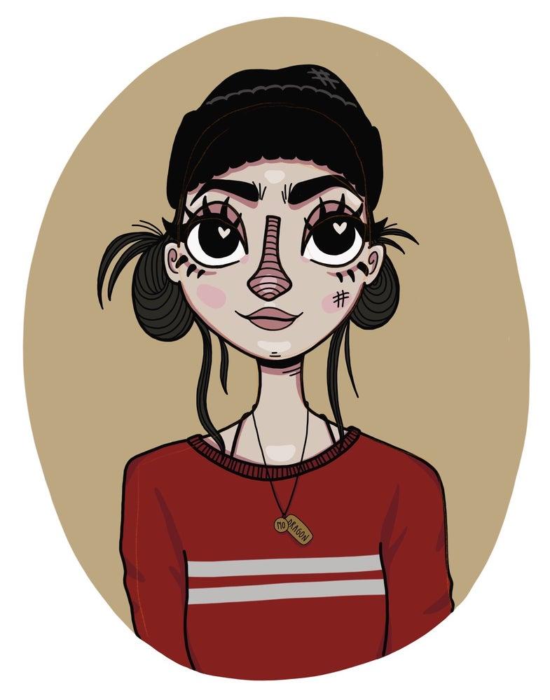 Image of Portrait commission READ DETAILS!
